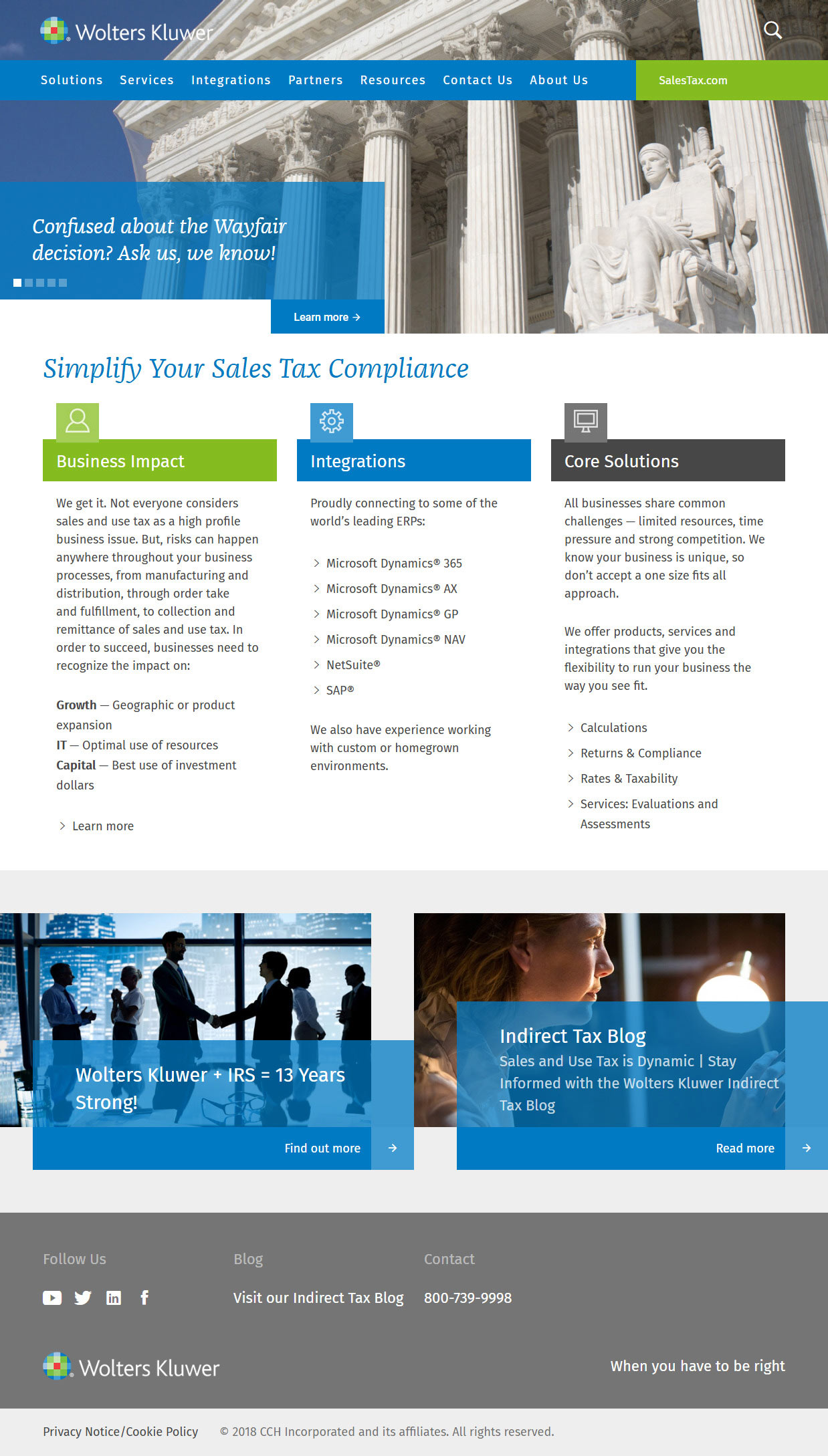 casestudy salestax home page